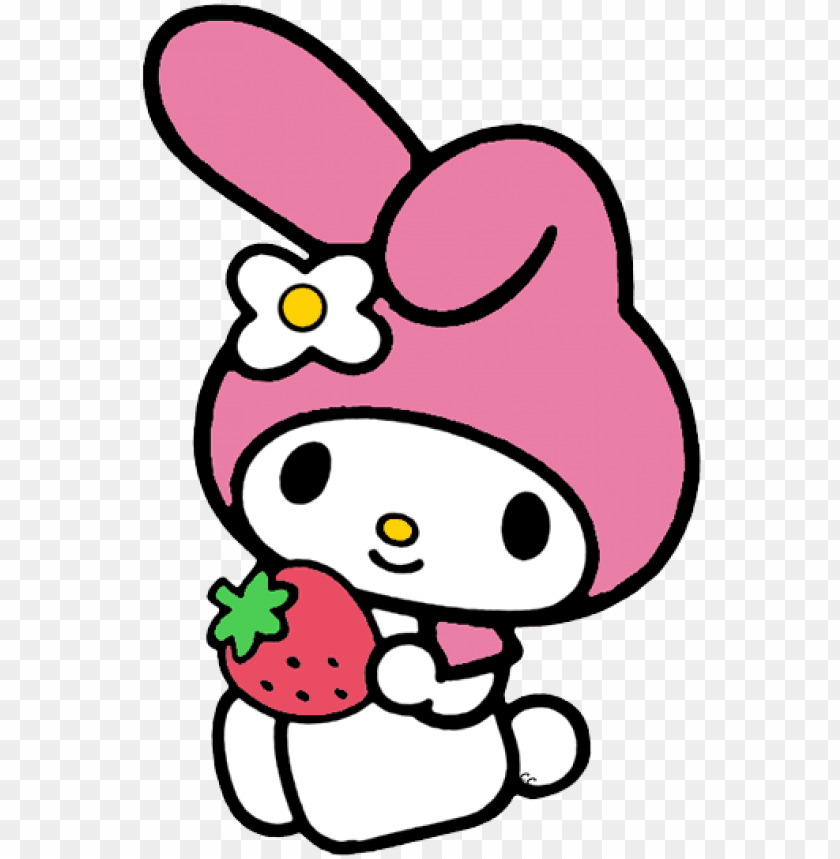 free PNG melody sanrio png - my melody clipart PNG image with transparent background PNG images transparent