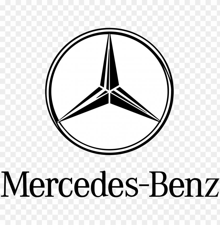 free PNG mercedes benz logo png transparent - mercedes benz logo vector PNG image with transparent background PNG images transparent