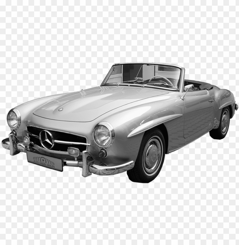 free PNG mercedes-benz - mercedes 190 sl PNG image with transparent background PNG images transparent