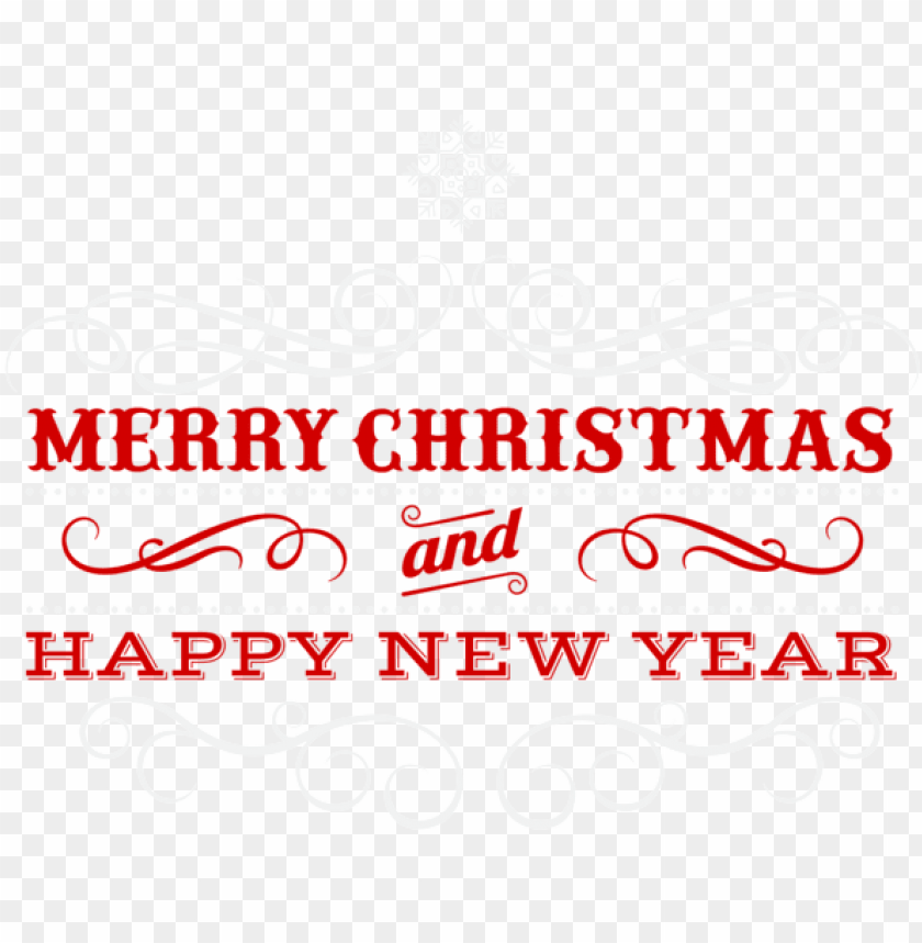 merry christmas transparent clip art image merry christmas and happy new year png image with transparent background toppng merry christmas transparent clip art