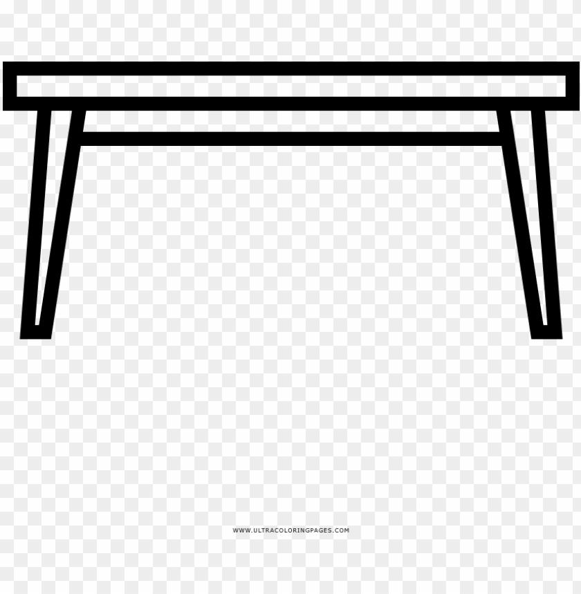 free PNG mesa png desenho - tribu illum dining table PNG image with transparent background PNG images transparent