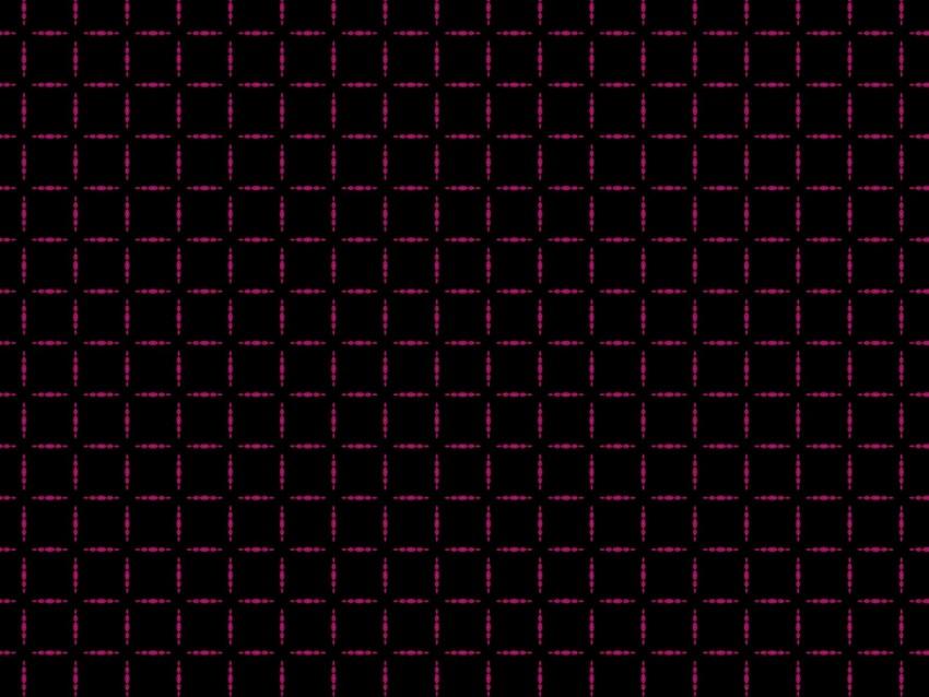 free PNG mesh, lattice, patterns, texture, pink, black background PNG images transparent