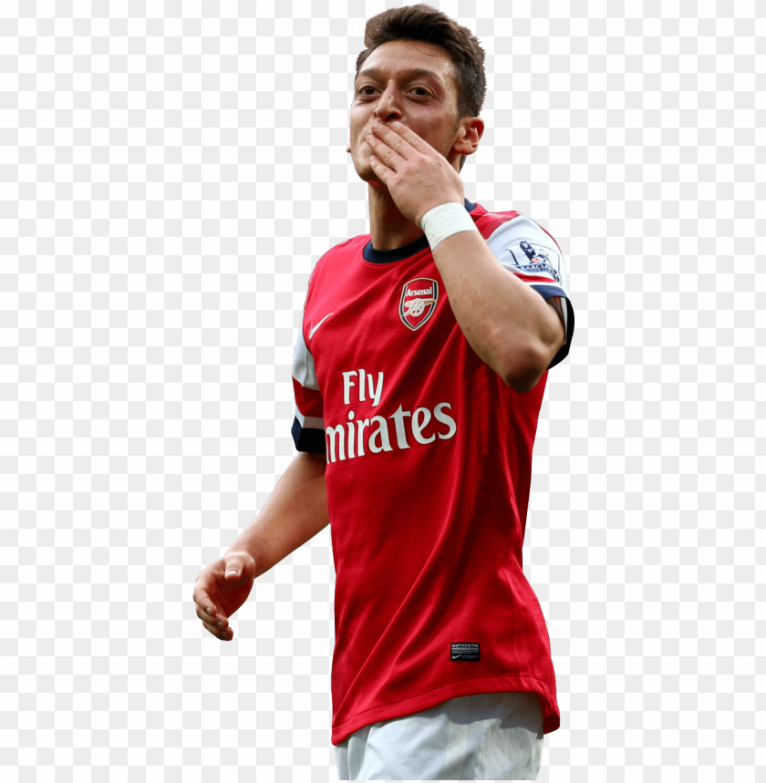 Mesut Ozil Arsenal Png Image With Transparent Background Toppng