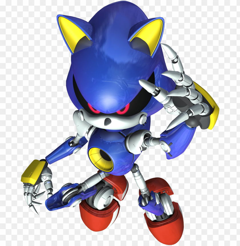 Metal Sonic Sonic Sonic Classic Sonic Sonic The Hedgehog Metal Sonic Png Image With Transparent Background Toppng