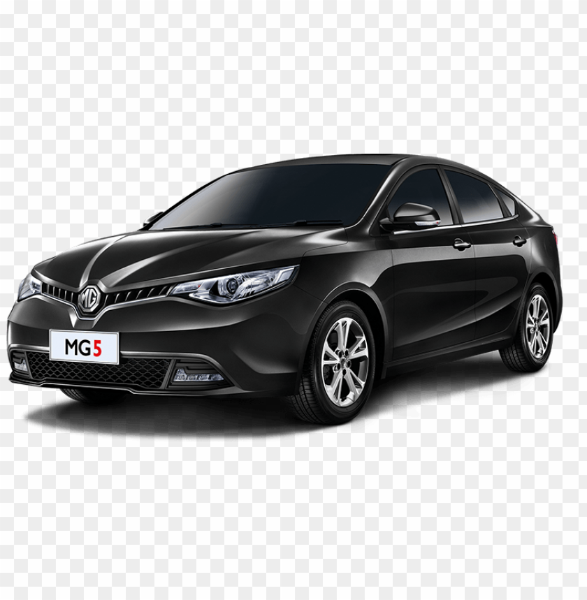 free PNG mg5 black car 2020 PNG image with transparent background PNG images transparent