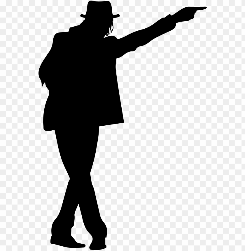 free PNG michael jackson png file free download - michael jackson silhouette clipart PNG image with transparent background PNG images transparent