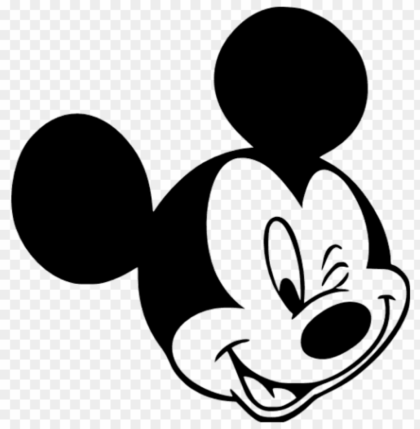 Download Mickey Mouse Head Clipart Png Photo Toppng