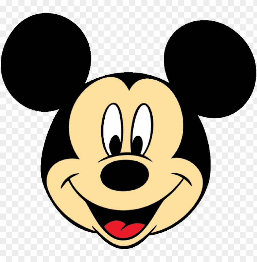 Download mickey mouse head clipart png photo | TOPpng