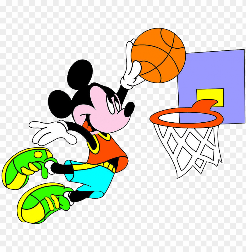 free PNG mickey mouse minnie mouse donald duck basketball clip - donald duck mickey mouse and do PNG image with transparent background PNG images transparent