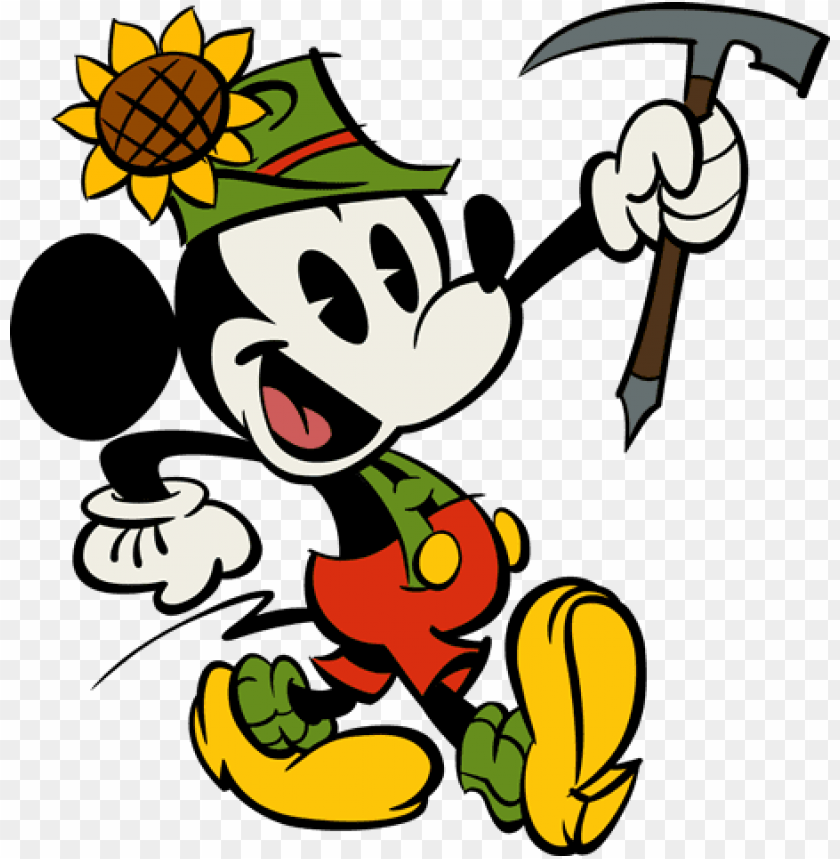 Mickey Mouse Shorts Mickey Png Image With Transparent Background