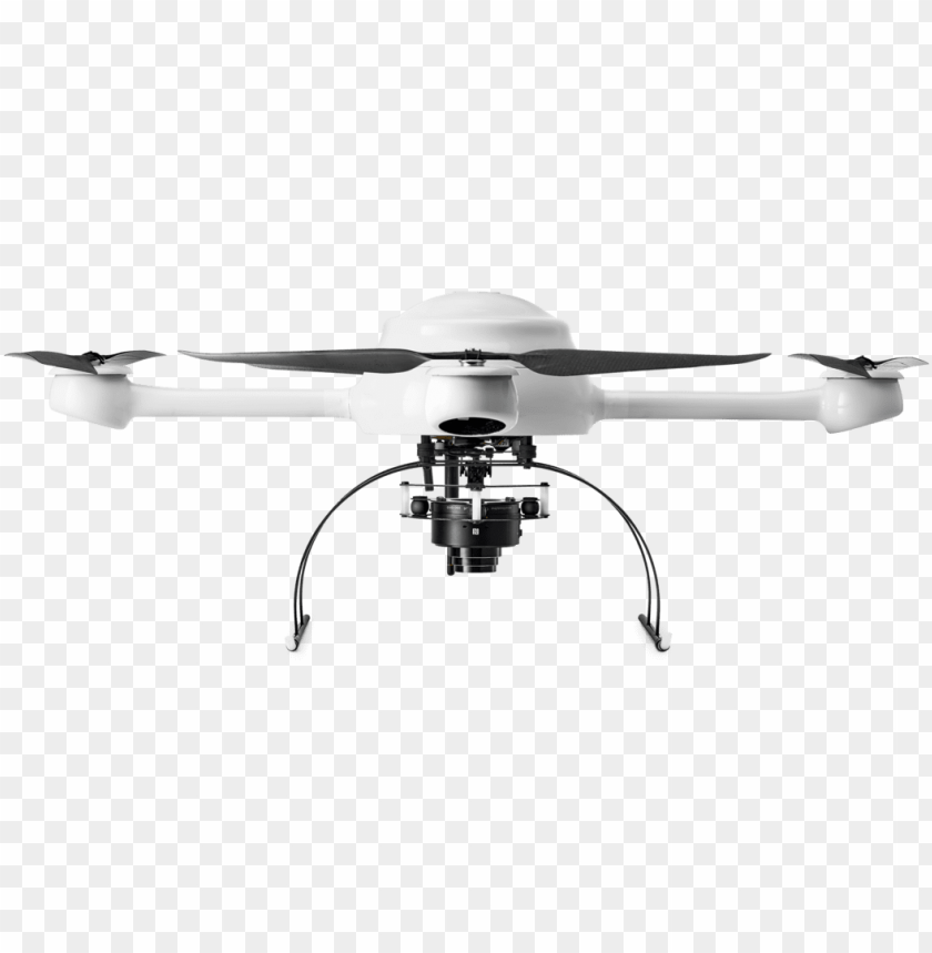 free PNG microdrones mdmapper200 low front view - unmanned aerial vehicle PNG image with transparent background PNG images transparent