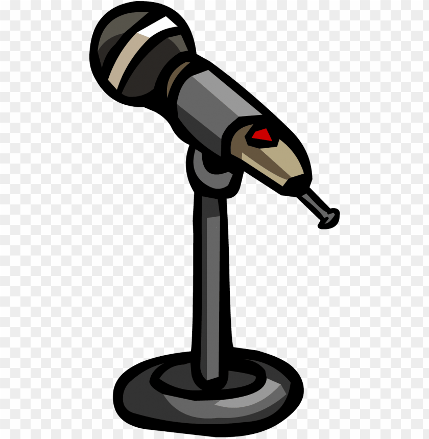 free PNG microphone furniture - png - club penguin microphone PNG image with transparent background PNG images transparent