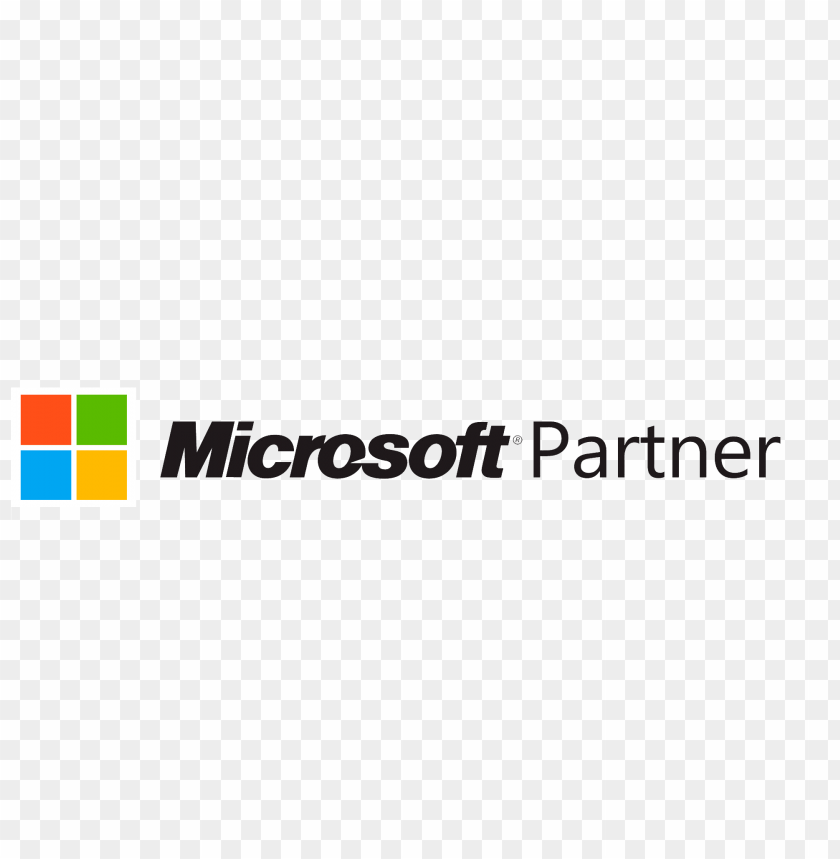 free PNG microsoft certified partner logo png png - Free PNG Images PNG images transparent