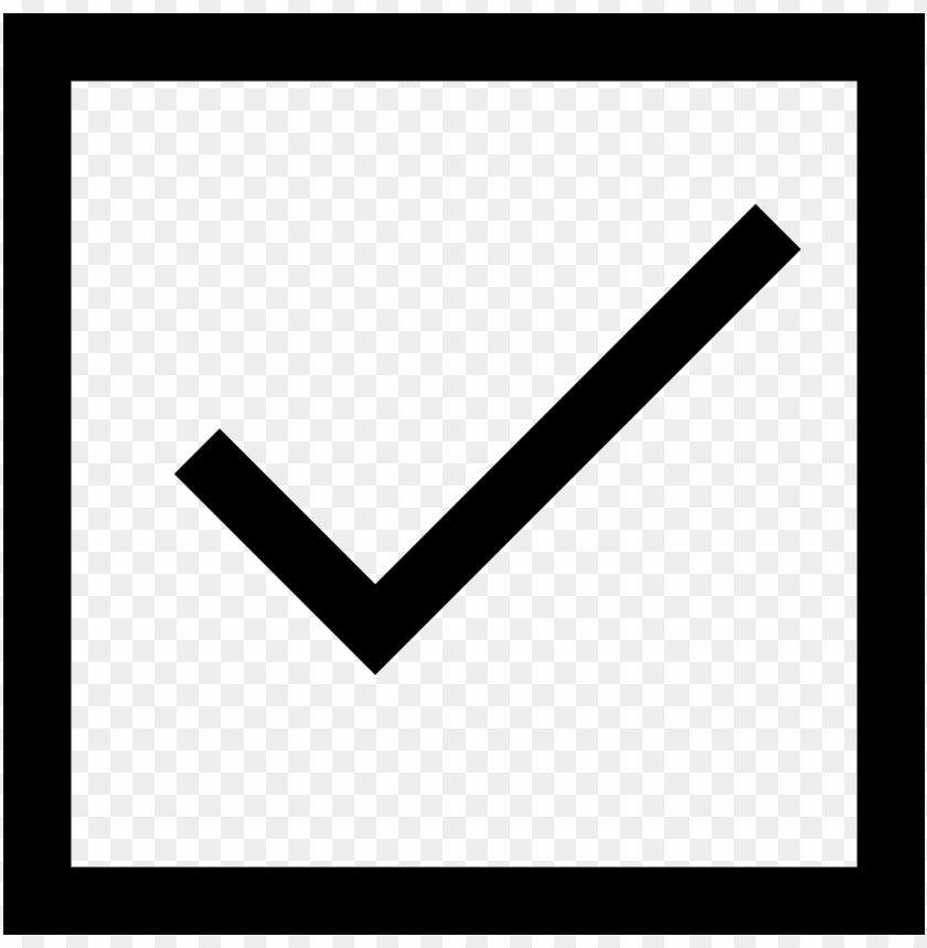 free PNG microsoft word check mark symbol - checkbox with tick mark PNG image with transparent background PNG images transparent