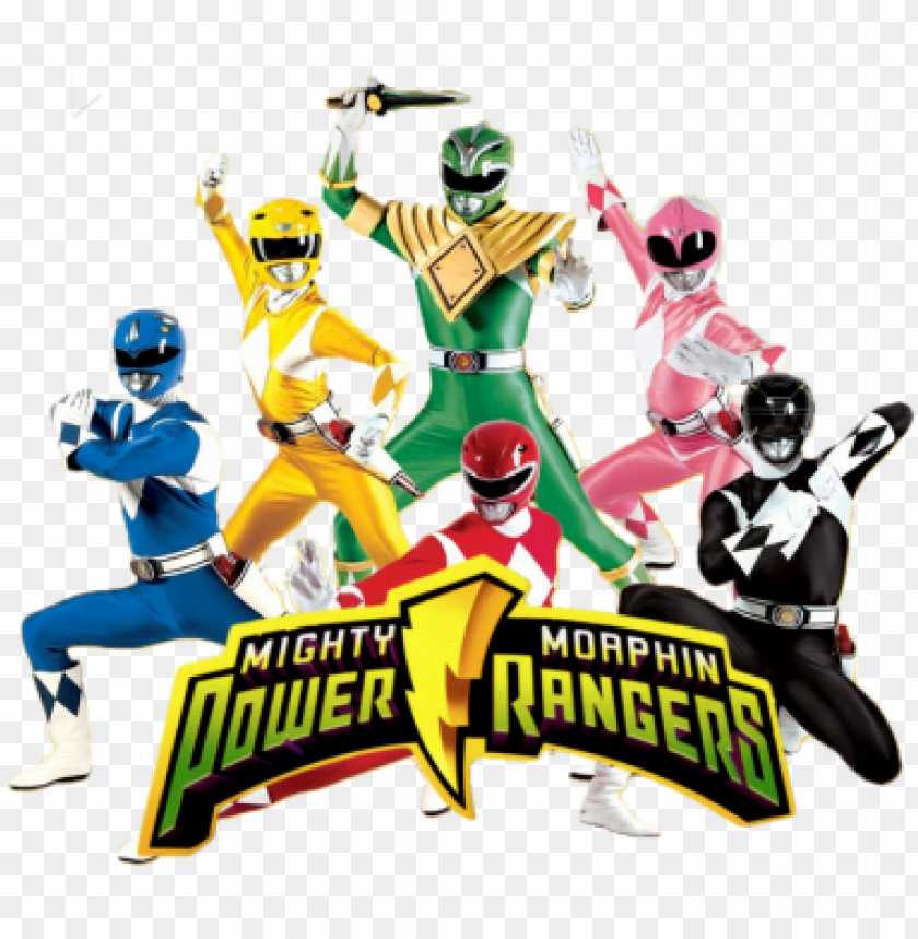 free PNG mighty morphin power rangers logo png download - power rangers PNG image with transparent background PNG images transparent