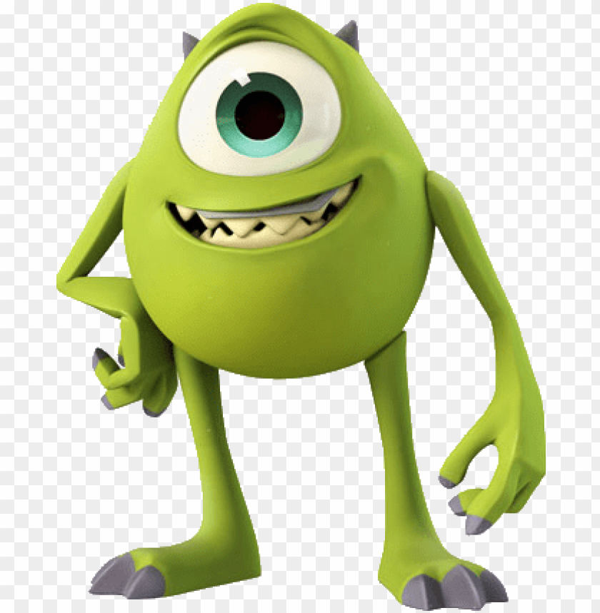 free PNG mike wazowski - mike monsters inc PNG image with transparent background PNG images transparent
