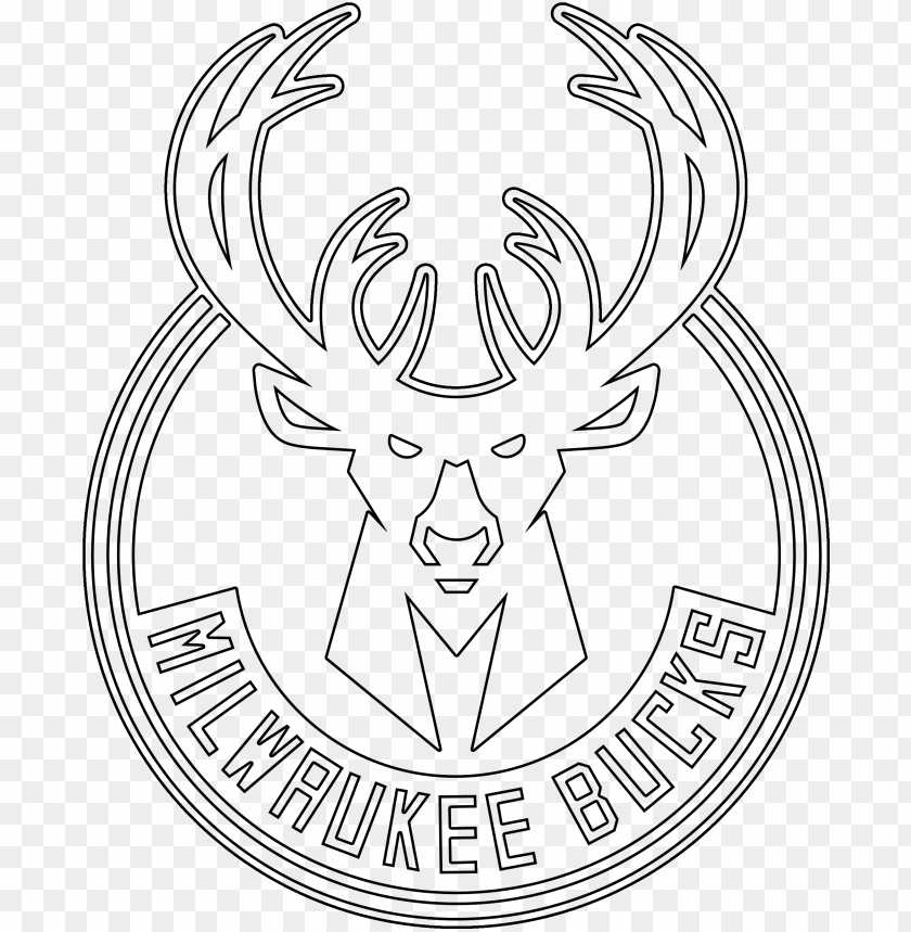 Milwaukee Bucks Nba Coloring Book San