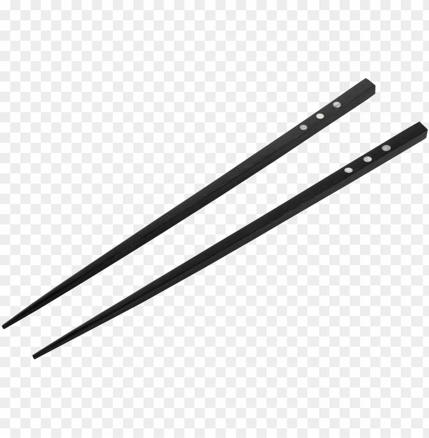 free PNG minamoto chopsticks rosewood 2 pieces - ess stäbche PNG image with transparent background PNG images transparent