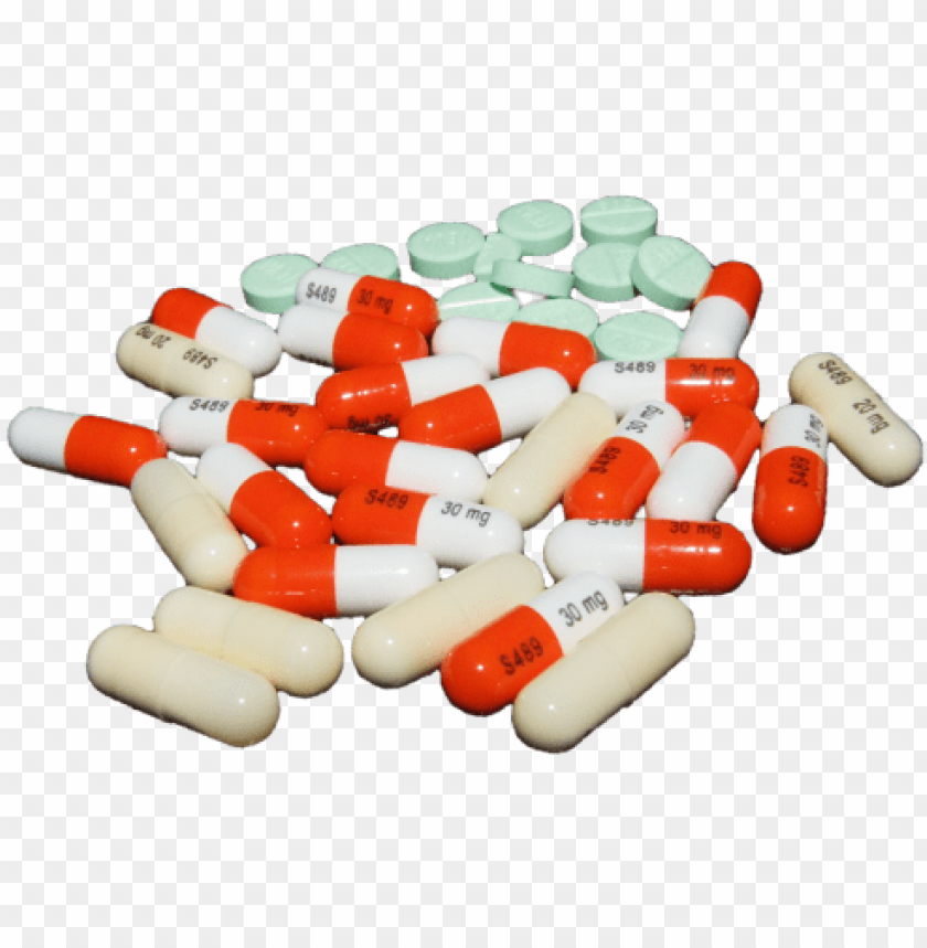 free PNG mine pills my photo transparent adderall uppers klonopin - pile of pills transparent PNG image with transparent background PNG images transparent