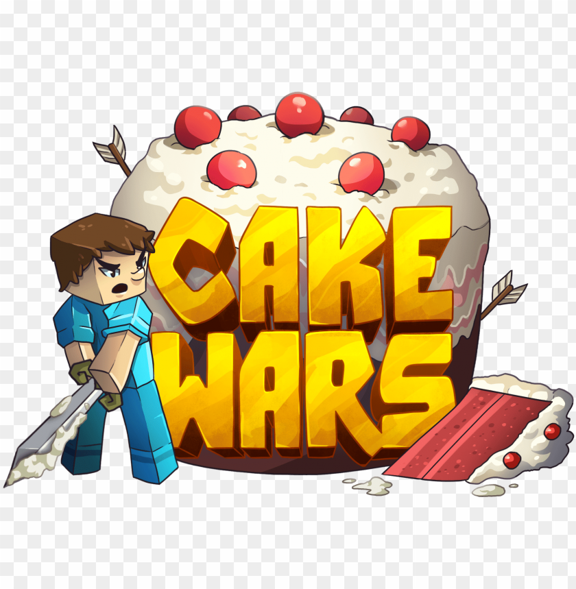 free PNG minecraft cake wars PNG image with transparent background PNG images transparent