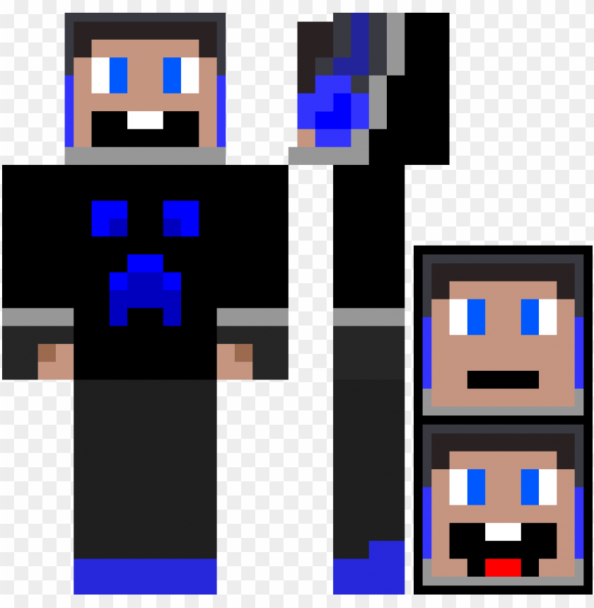 free PNG minecraft character - illustratio PNG image with transparent background PNG images transparent