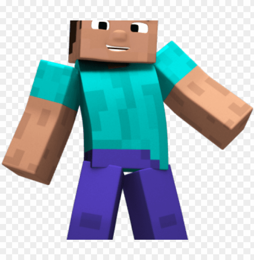 Minecraft Clipart Minecraft Logo Minecraft Player Transparent Steve Png Image With Transparent Background Toppng