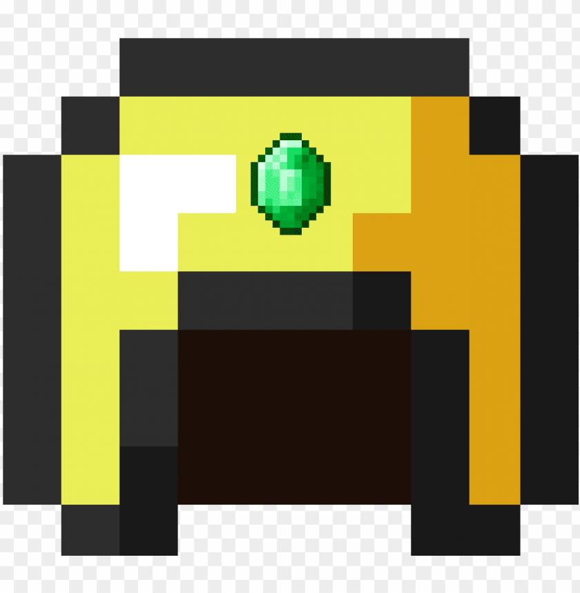 free PNG minecraft curseforge - gold helmet minecraft PNG image with transparent background PNG images transparent