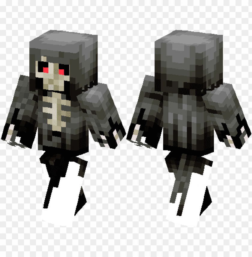 free PNG minecraft grim reaper ski PNG image with transparent background PNG images transparent