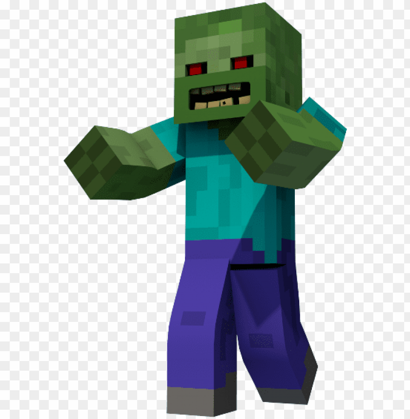 free PNG #minecraft #майнкрафт #zombie #зомби #мобы #вай - toy PNG image with transparent background PNG images transparent