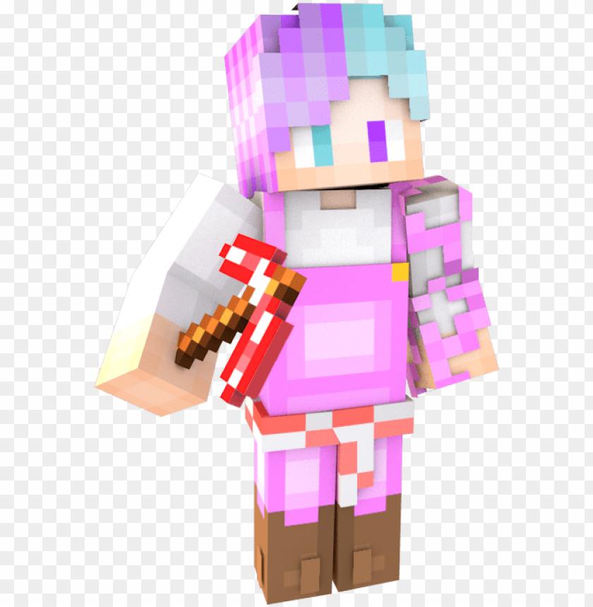 free PNG minecraft pink boy ski PNG image with transparent background PNG images transparent
