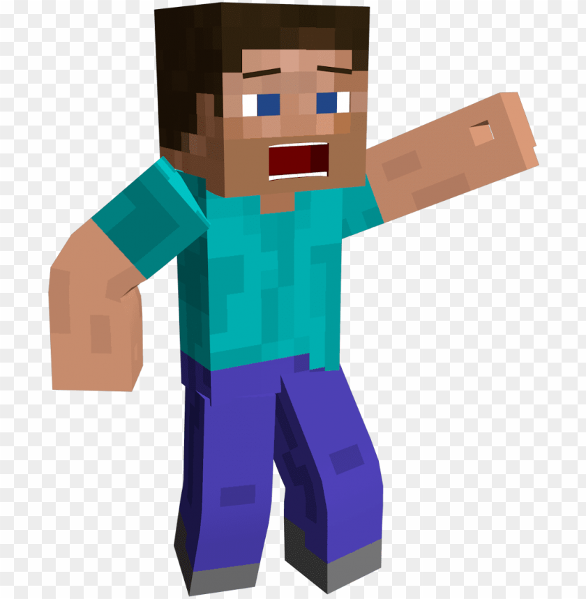 free PNG minecraft png image with transparent background - steve minecraft render PNG image with transparent background PNG images transparent