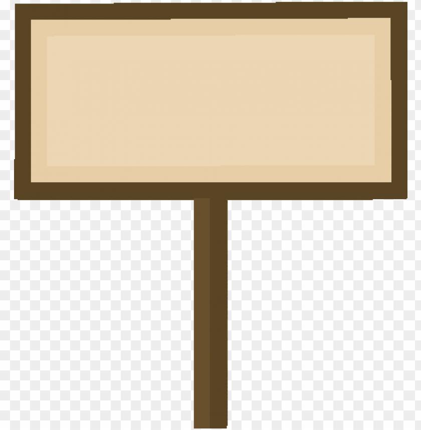 free PNG minecraft sign png - blank sign transparent PNG image with transparent background PNG images transparent