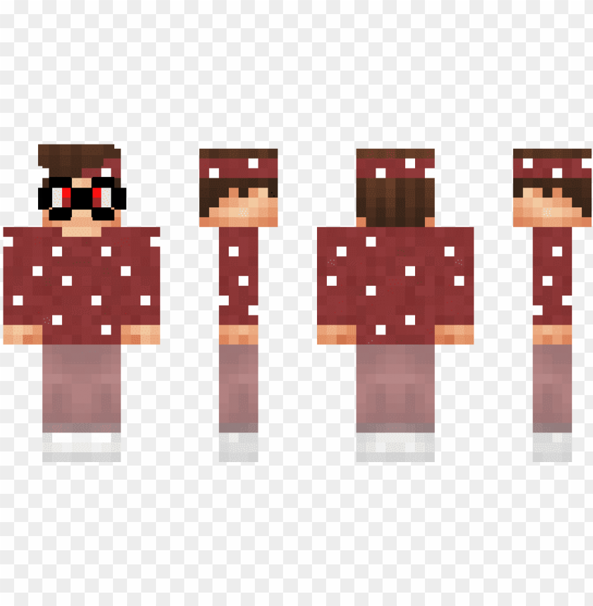 free PNG minecraft skin brandoncraftermc - brandon crafter minecraft ski PNG image with transparent background PNG images transparent