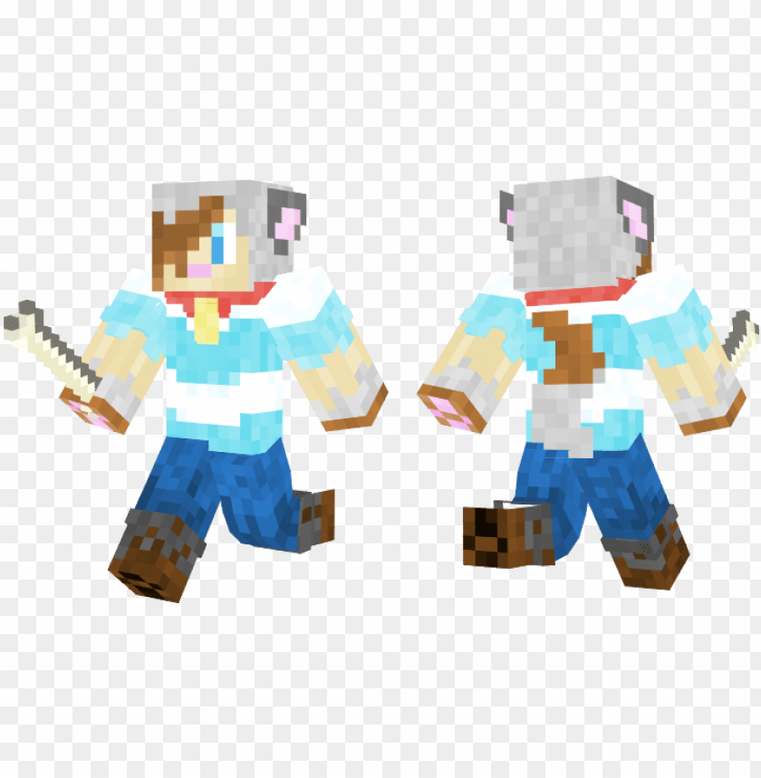 free PNG minecraft skin i made for my homie @sammstown their - graphic desi PNG image with transparent background PNG images transparent