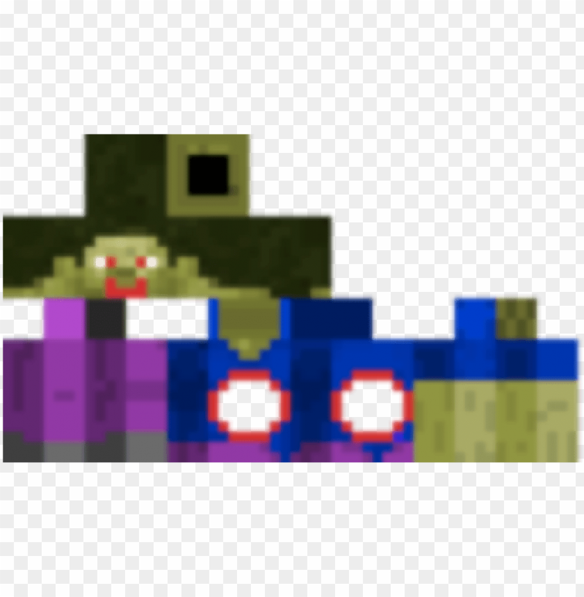 Minecraft Skin Template Png Image With Transparent