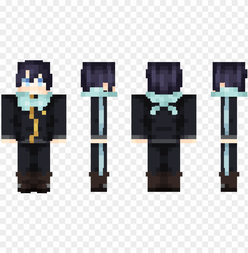 free PNG minecraft skin yato - berserker armor skin minecraft PNG image with transparent background PNG images transparent