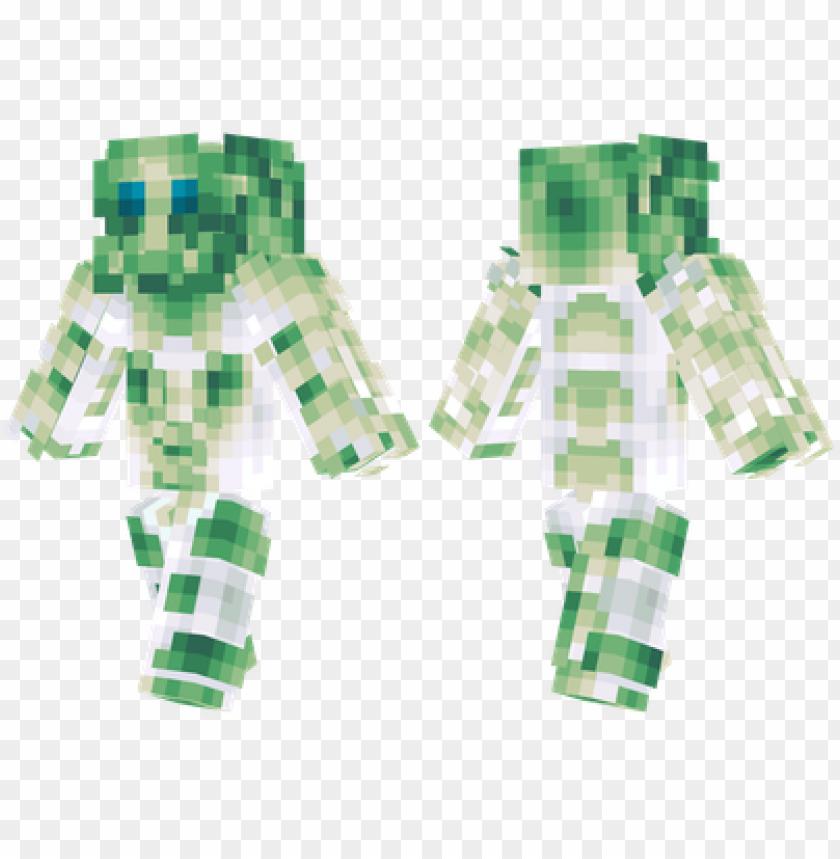 free PNG minecraft skins alien cyborg skin PNG image with transparent background PNG images transparent