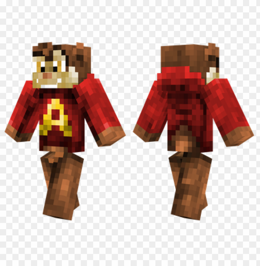 free PNG minecraft skins alvin skin PNG image with transparent background PNG images transparent