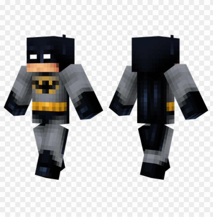 free PNG minecraft skins batman skin PNG image with transparent background PNG images transparent