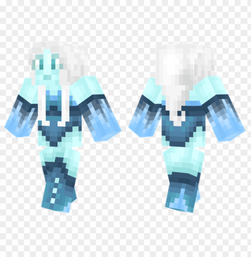minecraft skins crystal girl skin PNG image with transparent background@toppng.com