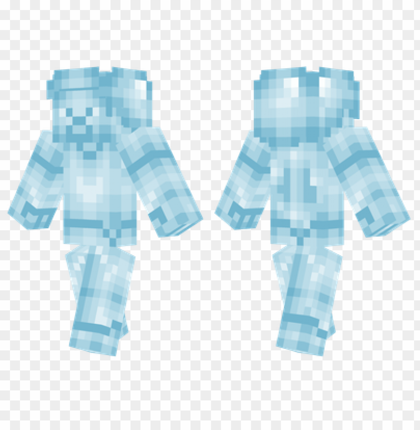 Minecraft Skins Diamond Steve Skin Png Image With Transparent Background Toppng