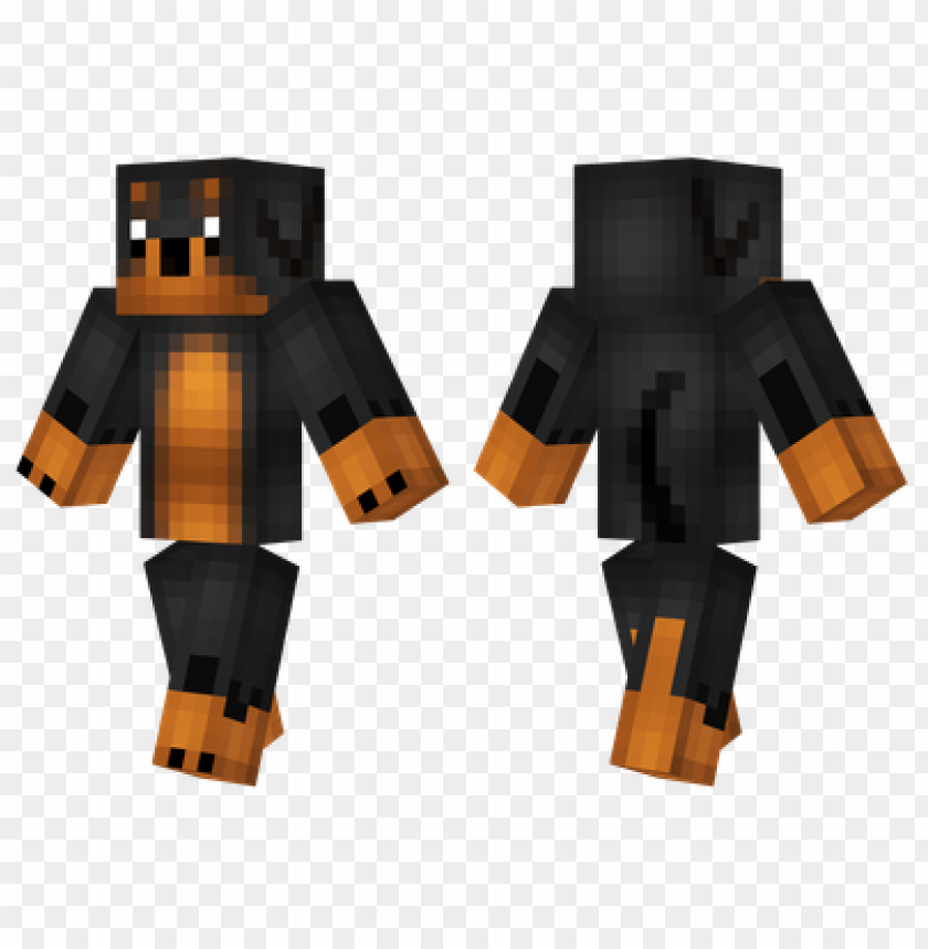 Minecraft Skins Dog Skin Png Image With Transparent Background Toppng