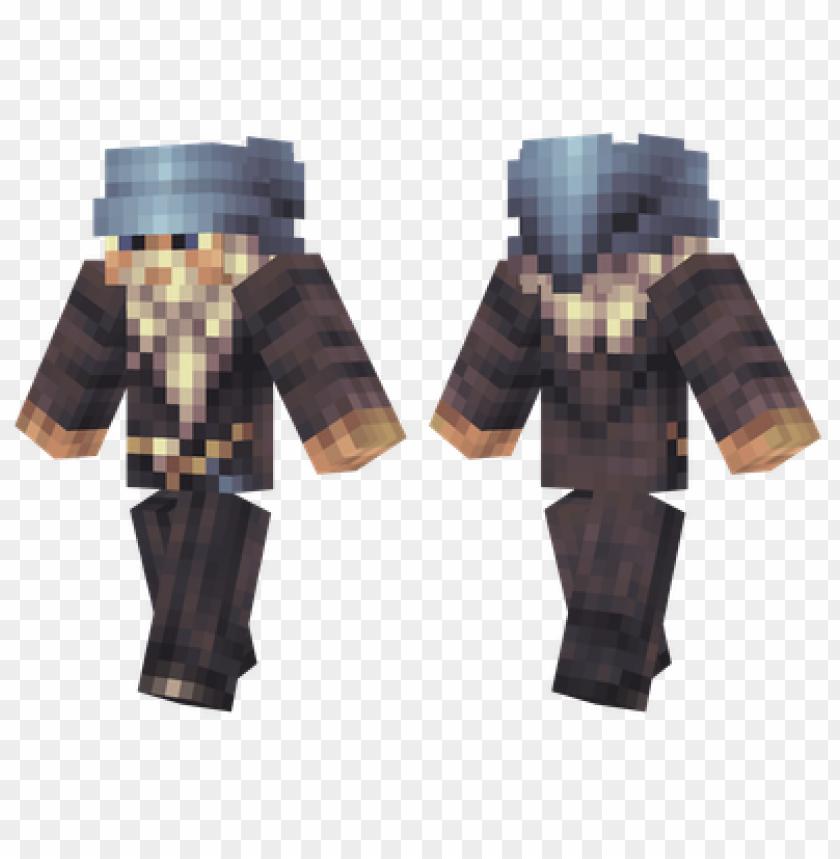 free PNG minecraft skins gandalf the grey skin PNG image with transparent background PNG images transparent