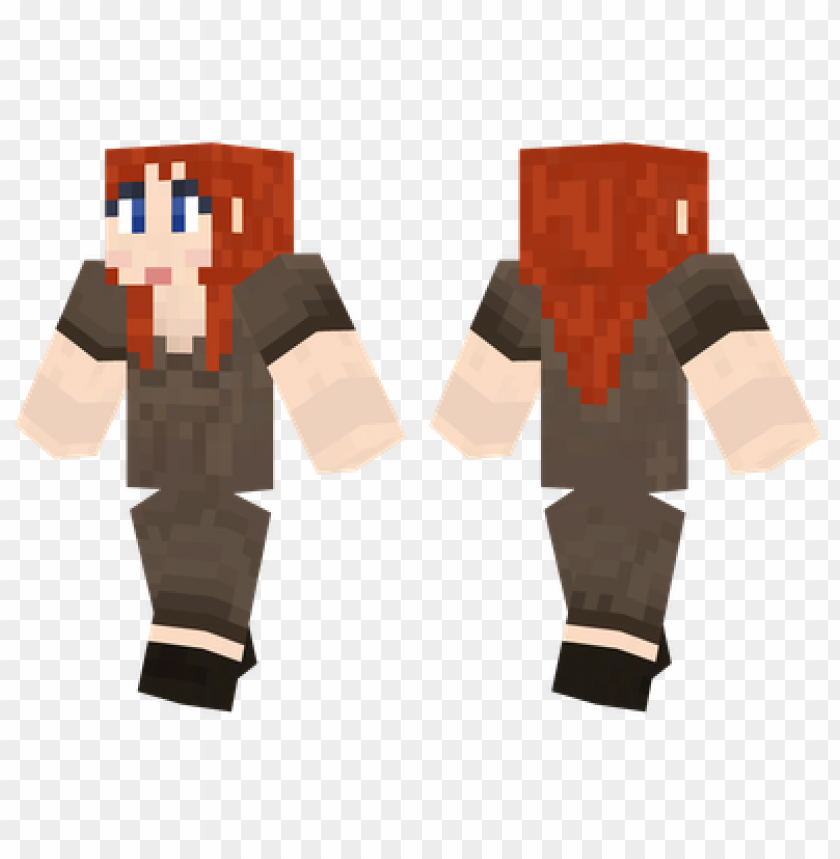 Minecraft Skins Granny Bacon Young Skin Png Image With