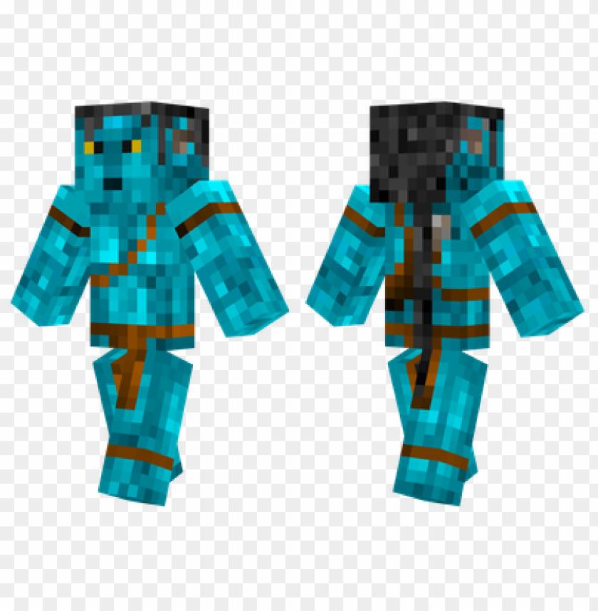 free PNG minecraft skins jake sully skin PNG image with transparent background PNG images transparent
