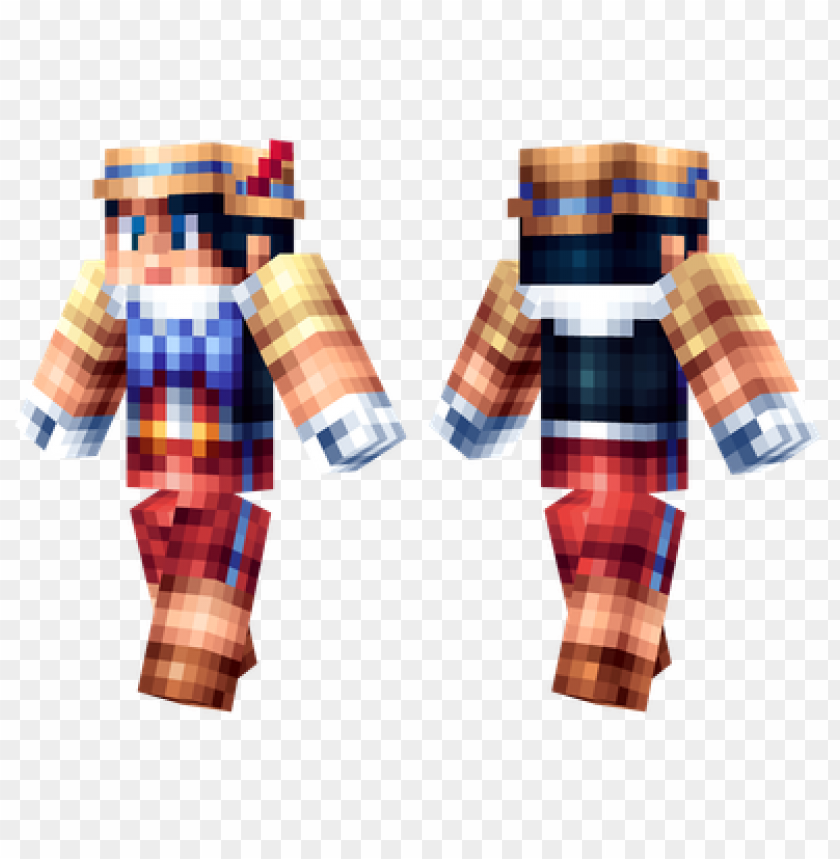 free PNG minecraft skins pinocchio skin PNG image with transparent background PNG images transparent