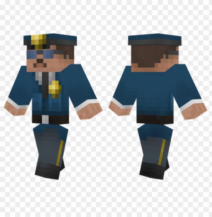 free PNG minecraft skins police man skin PNG image with transparent background PNG images transparent