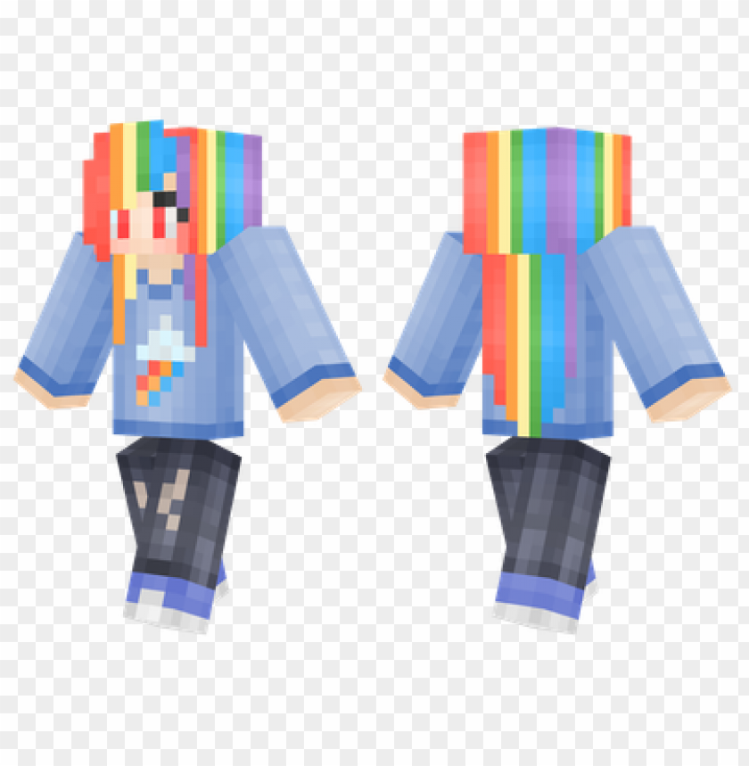 Minecraft Skins Pony Girl Skin Png Image With Transparent Background Toppng