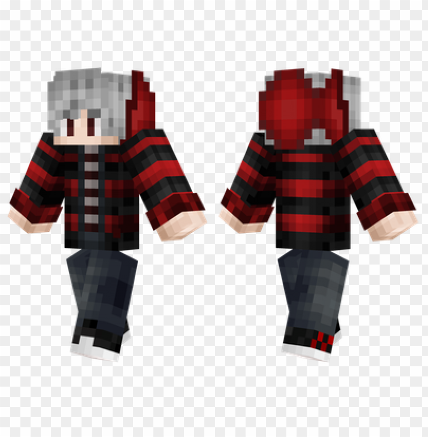 Minecraft Skins Red Boy Skin Png Image With Transparent Background Toppng