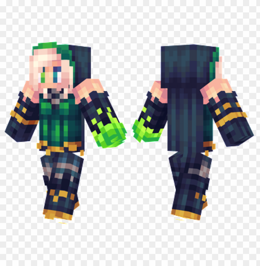 minecraft skins spellbound skin PNG image with transparent background@toppng.com